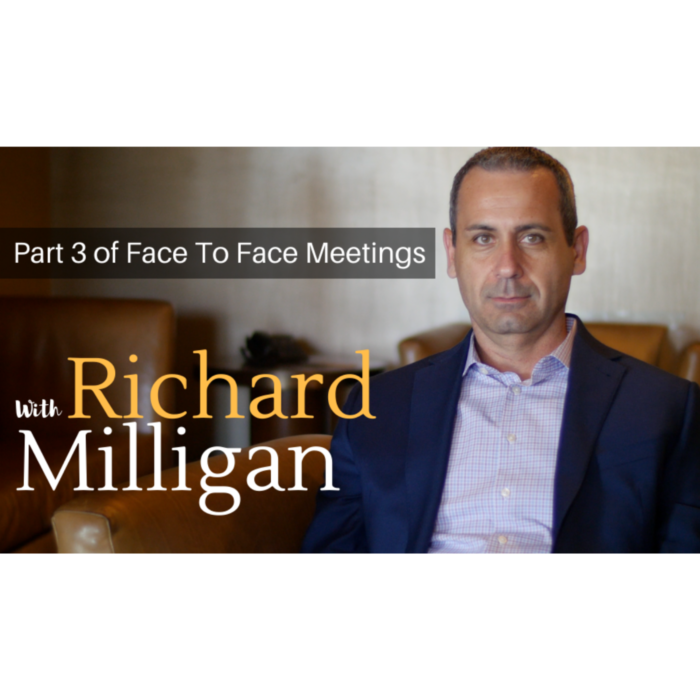 Part 3 of Face To Face Meetings